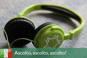 Ascolto - ITALIANO ONLINE