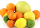 Фрукты и ягоды / La frutta e le bacche