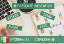 Спряжение ESSERE / AVERE / STARE / FARE. Настоящее время (il Presente Indicativo)