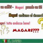 Как перевести MAGARI?