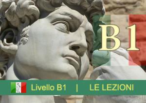 Livello B1 - ITALIANO ONLINE