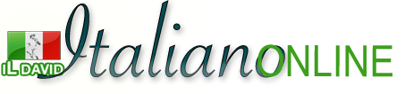 IL DAVID Итальянский язык ОНЛАЙН бесплатно — ITALIANO ONLINE FREE