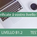 Test. Livello B1.2