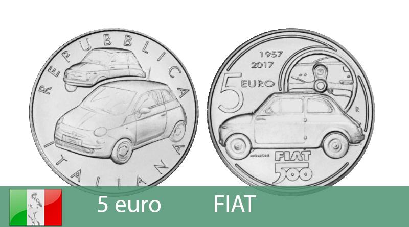 5 EURO-FIAT - Итальянский ОНЛАЙН Бесплатно