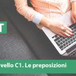 C1-preposizioni - итальянский язык онлайн