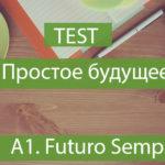 Il futuro semplice