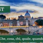Что по-итальянски? Когда? Кто? — Вопросы