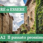 а2 итальянский язык avere essere
