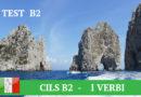 CILS B2 — I verbi