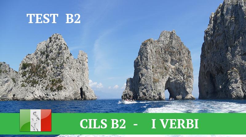 CILS B2 упражнение