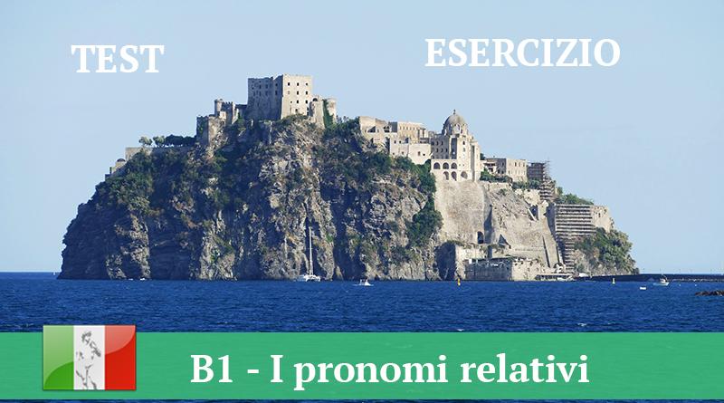 b1 pronomi relativi