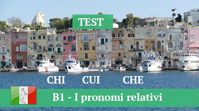 pronomi relativi b1