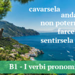 verbi pronominali test