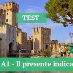 A1 — Il presente indicativo/Настоящее время